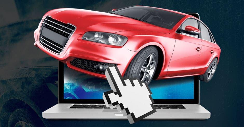 Importante cantidad de consumidores han preferido comprar autos usados en lugar de nuevos por sitios web. Shutterstock/La República