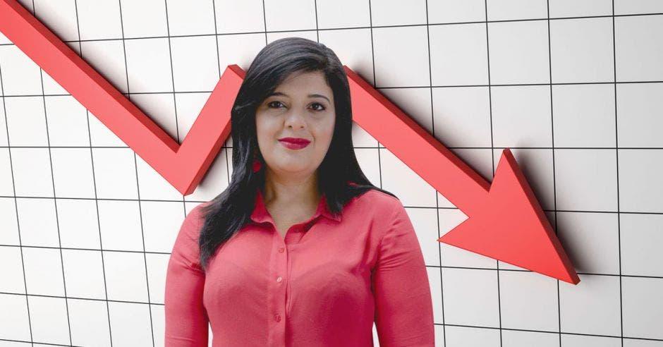 Pilar Garrido asume coordinación económica