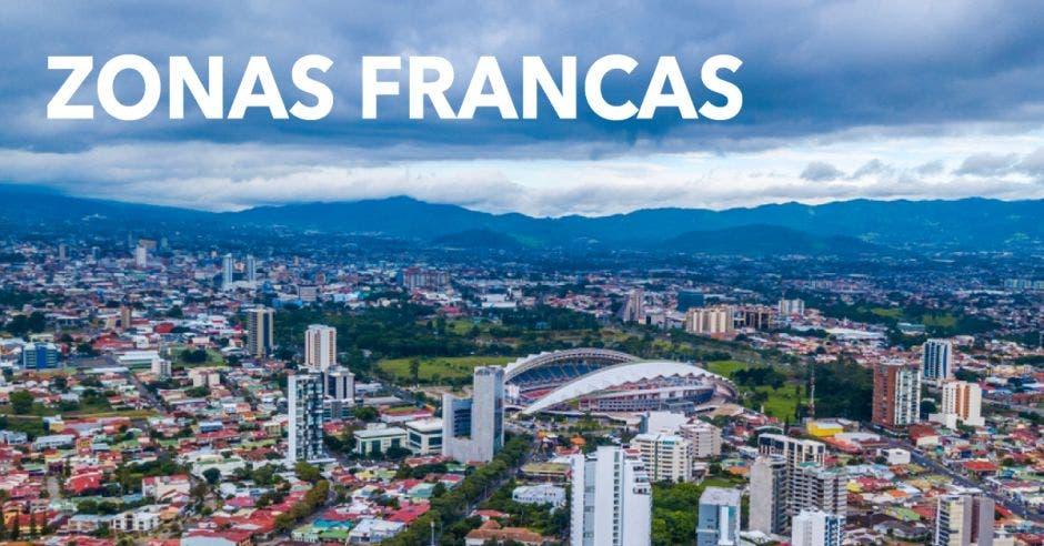 Costa Rica será participante en eventos de la Organización Mundial de Zonas Francas. Elaboración propia/La República