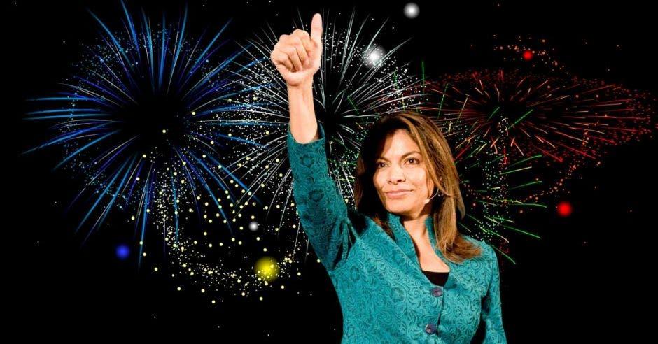 El próximo 26 de junio sería oficialmente acreditada y juramentada por la Asamblea General de dicho organismo. Facebook Laura Chinchilla-Shutterstock/La República