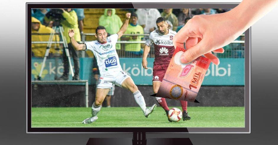 Modo de ver el fútbol cambia velozmente en el país. Shutterstock/La República