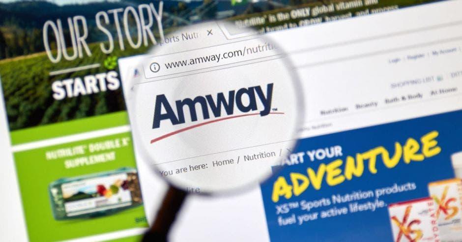 Amway cerrará centro