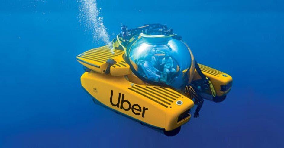 Minisubmarino Uber