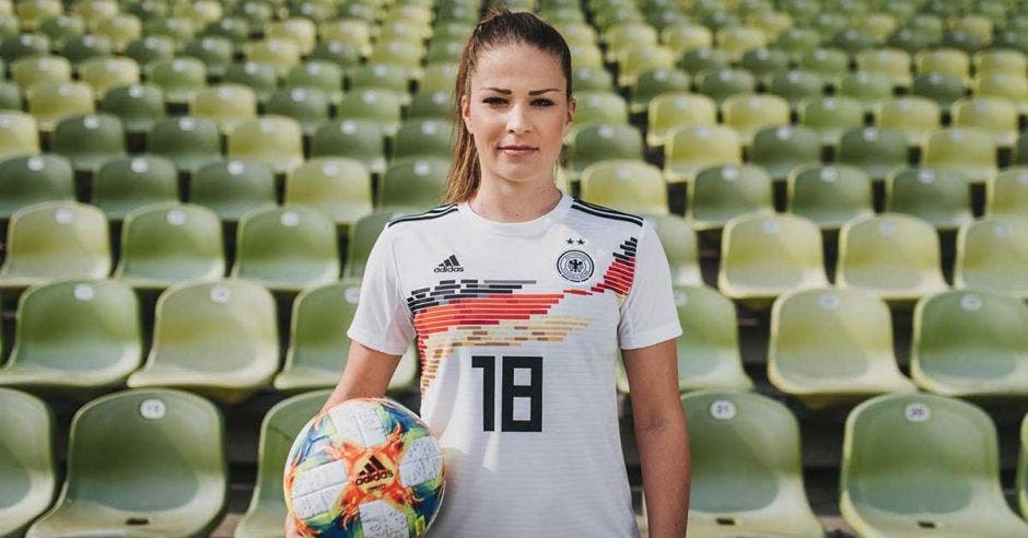 La selección alemana ha lanzado este anuncio en el que sus jugadoras reivindican el fútbol femenino y los éxitos cosechados por el combinado alemán. DFB/La República
