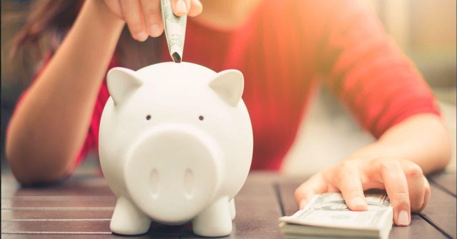 Situación económica de las familias costarricenses es aspecto relevante que inspira el ahorro. Shutterstock/La República