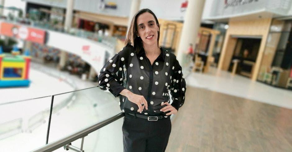 Adriana Acosta, gerente de Mercadeo de Oxígeno Human Playground