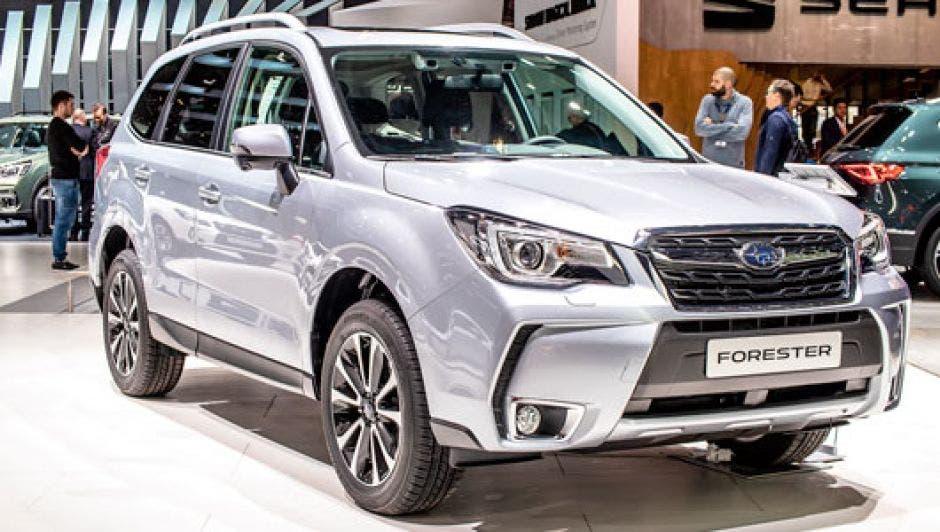 El Subaru Forester es uno de los modelos en el país que cuenta con el sistema Eyesight, también lo tiene el Outback. Subaru/La República