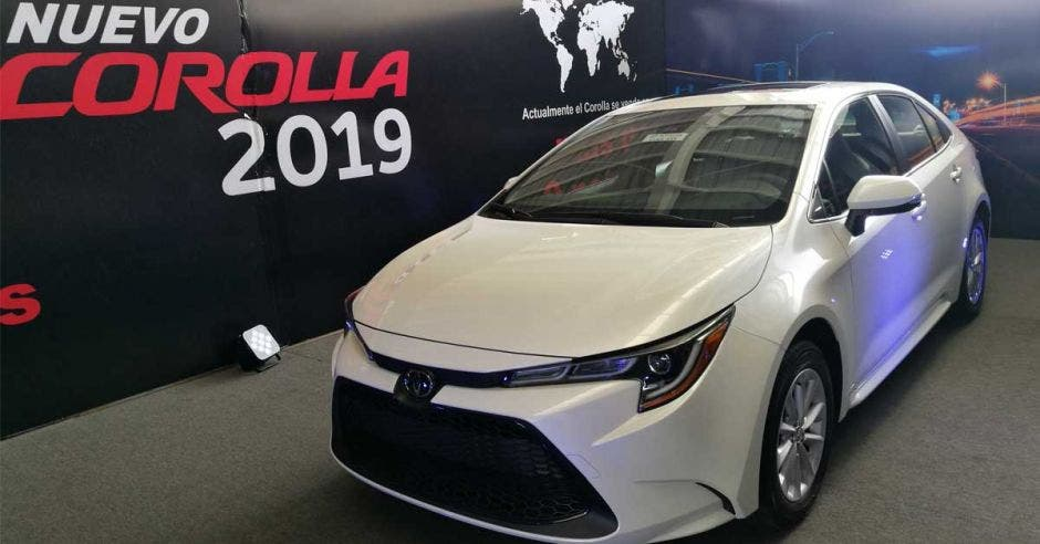 El nuevo vehículo muestra un cambio completo de línea y estará disponible en cuatro versiones. Walter Herrera/La República