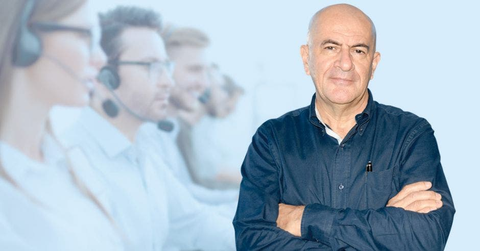 Danilo Montero, director ejecutivo Oficina del Consumidor Financiero. Cortesía/La República