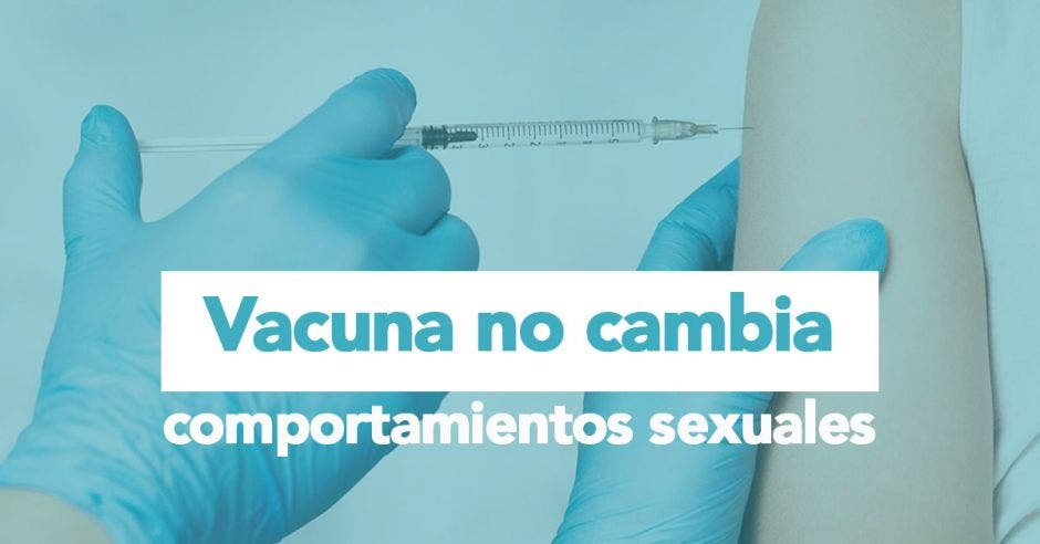 Aplicación de una vacuna