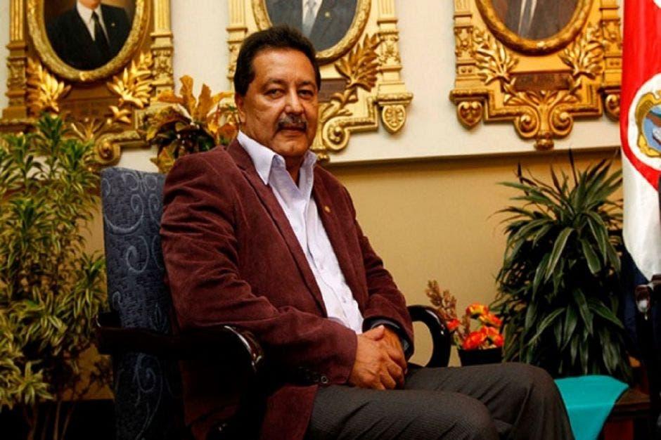 Víctor Morales Zapata fungió como diputado del PAC, luego independiente, en el periodo legislativo anterior