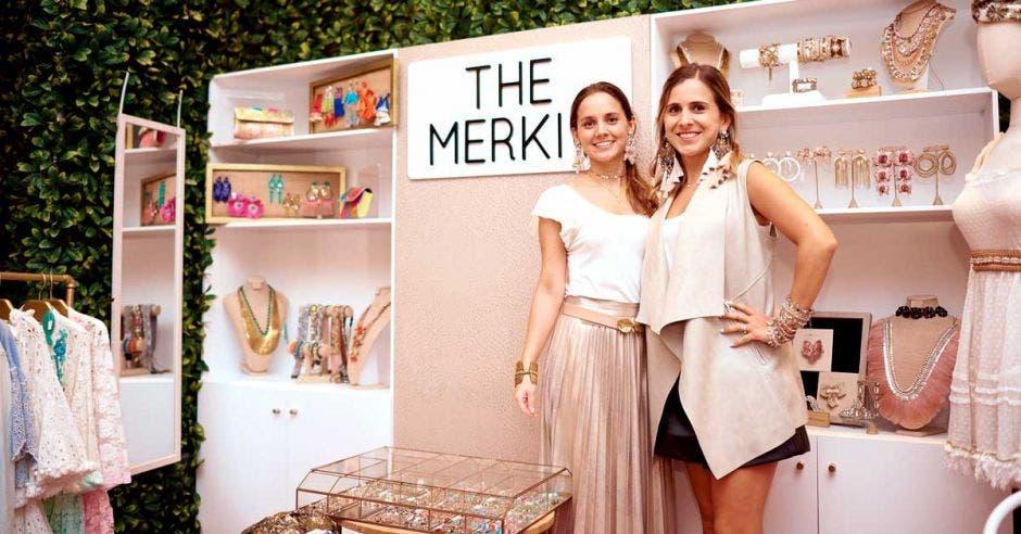 Erika y Mónica Keibel