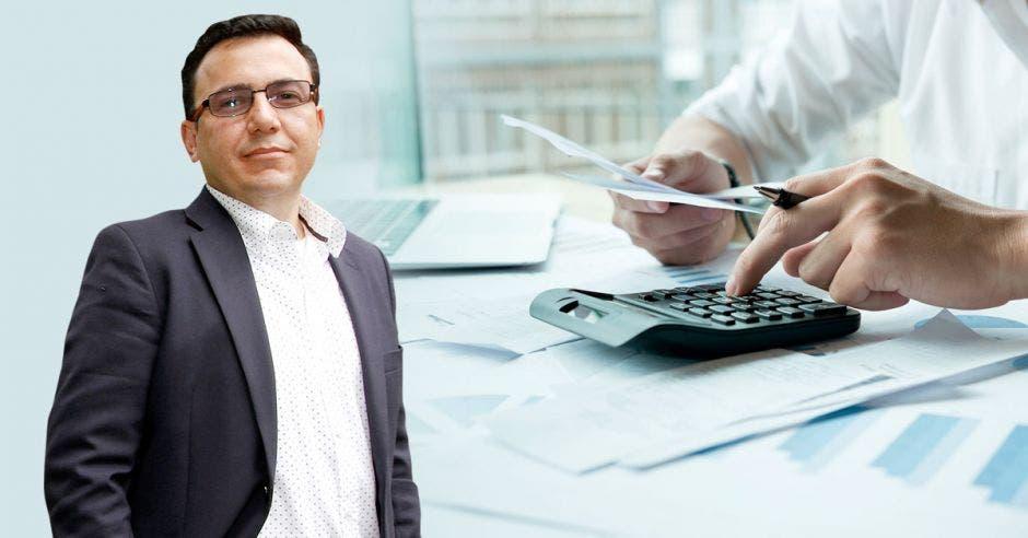 Asesorarse con su contador y proveedor de sistema es prioridad como empresario, según Gonzalo Sandstad, de Softland. Archivo/La República