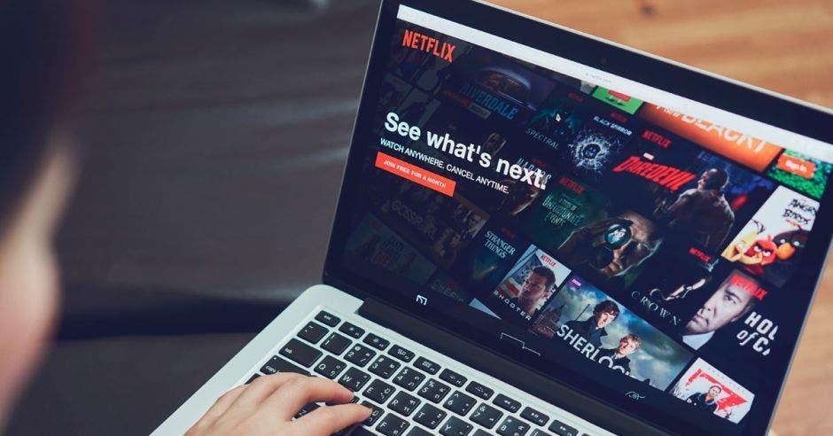IVA sobre Netflix