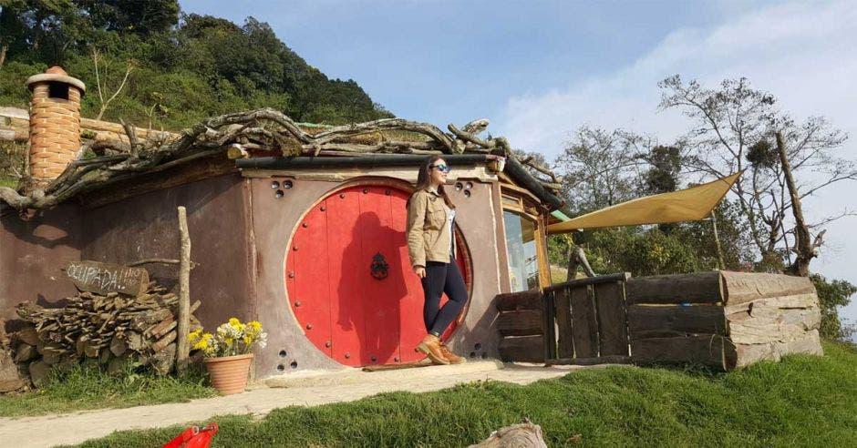 Hobbitenango en Guatemala es uno de los sitios más favorables y cómodos. Cortesía/La República