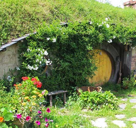 The Hobbit House, Culver City, Los Ángeles (Estados Unidos)