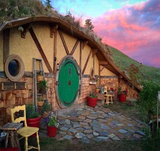 Tiny House in The Shire, Orondo, Washington (Estados Unidos)