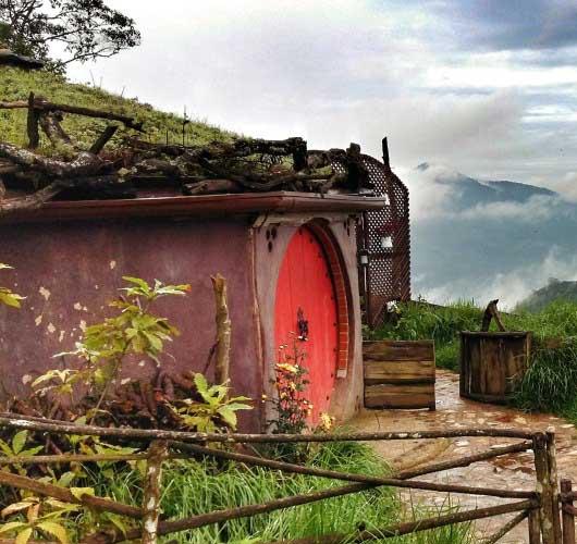 Hobbitenango, Antigua Vuelta Grande, Aldea El Hato (Guatemala)