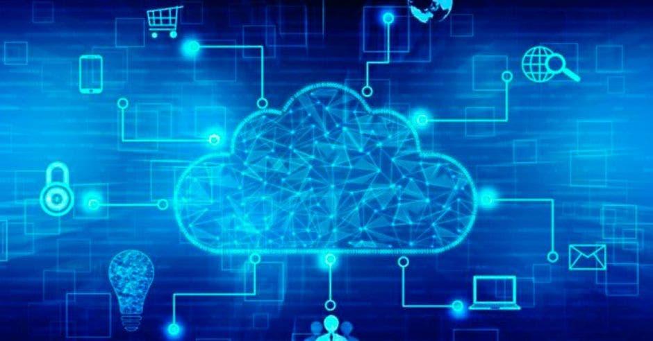 Nube de Microsoft y Oracle