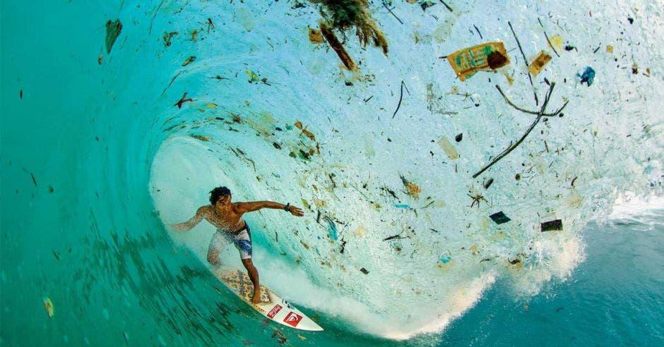La idea es mantener los mares limpios. National Geographic/La República