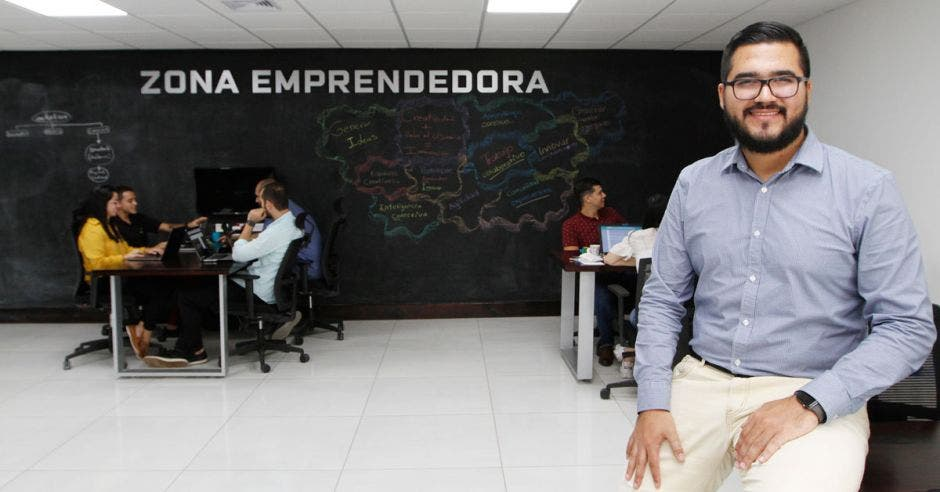 Nova Hub va, principalmente, dirigido a fintechs y emprendimientos que trabajen con tecnología como blockchain, según Cristhian Núñez, asesor senior de Innovación de Coopeservidores. Esteban Monge/La República