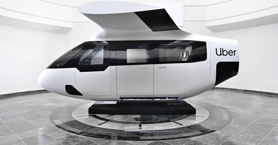 prototipo drone