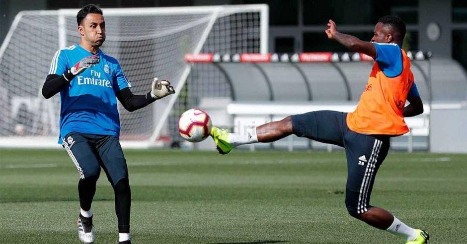 Las condiciones de Keylor Navas para dejar el Madrid