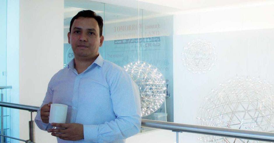 Alejandro Ramos, experto en marketing y  programación neurolinguística