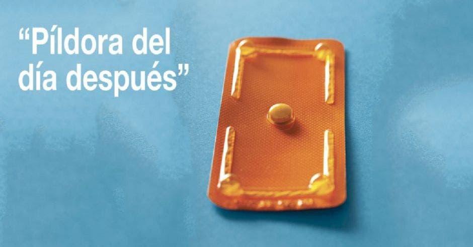 Imagen de una pastilla