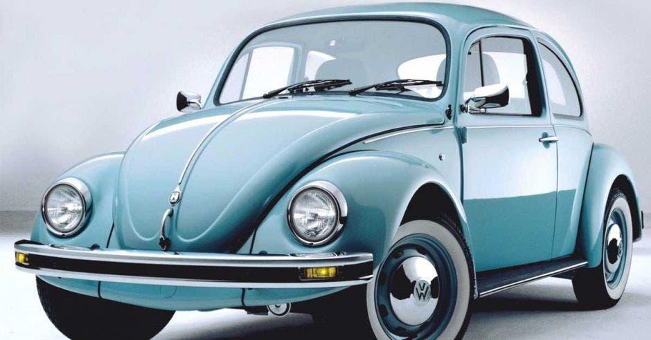 Volkswagen dejará de producir el Vocho en julio de este año.Volkswagen/La República