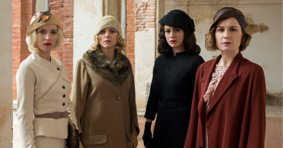 actrices de las serie española