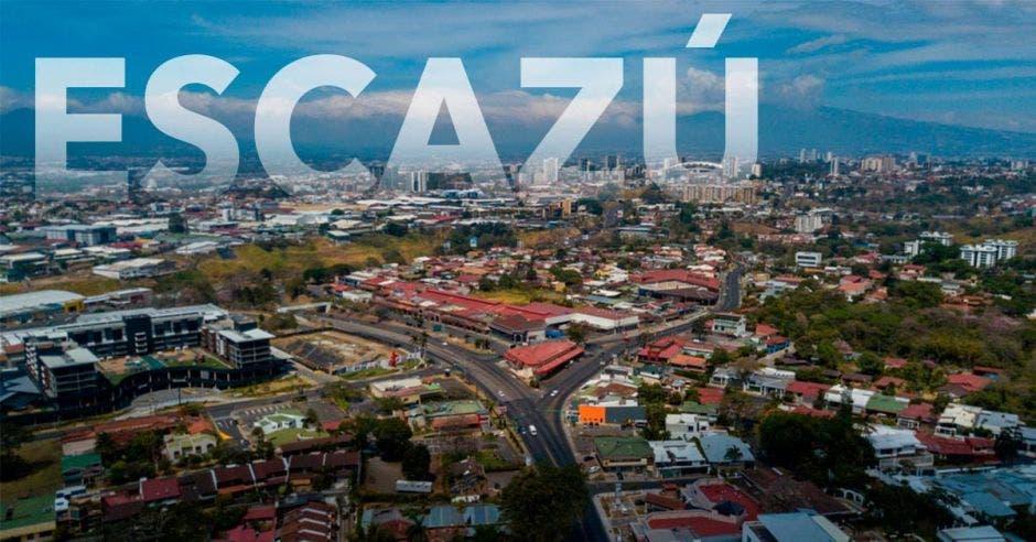 Escazú imagen de la ciudad