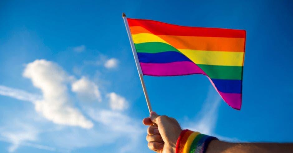 bandera LGTB+