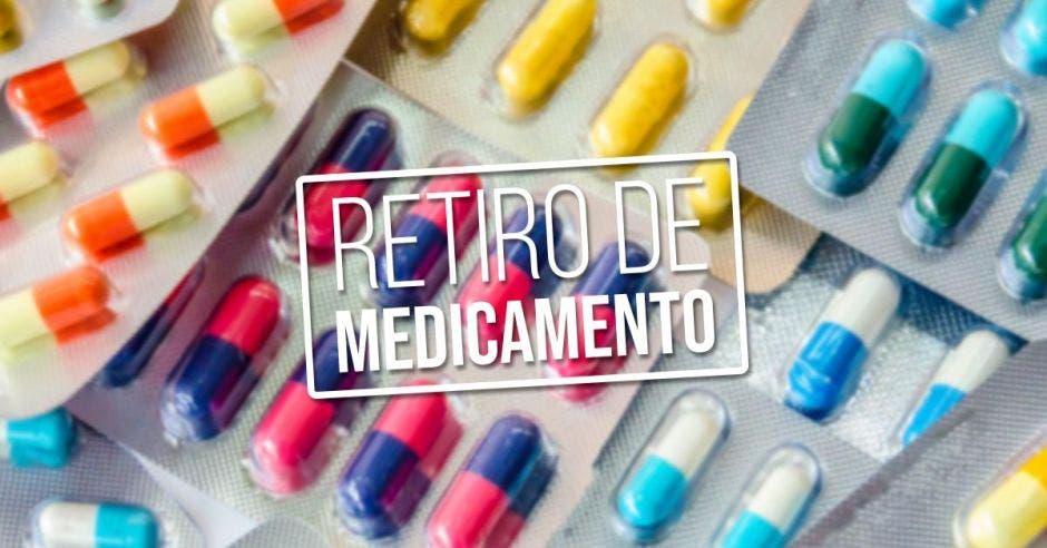 Varias pastillas