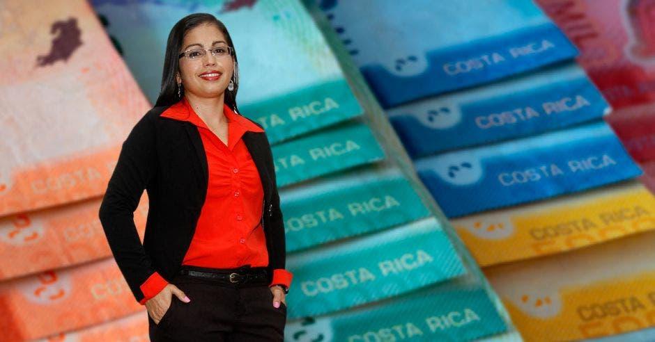 Roxana Morales, economista de la UNA
