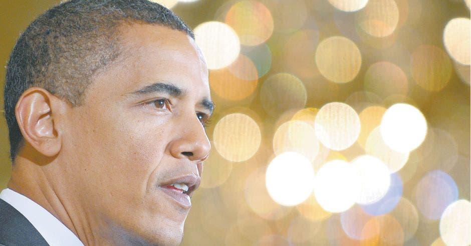Barack Obama expresidente de los Estados Unidos