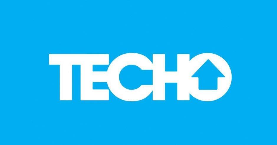 Logo de TECHO