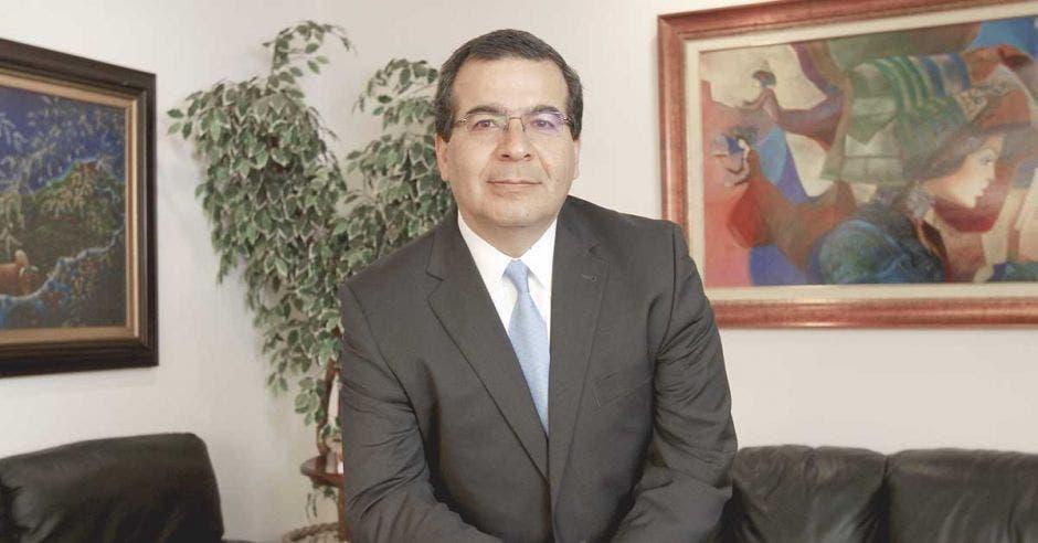Jaime Ubilla, gerente general de Improsa Sociedad Administradora de Fondos de Inversión