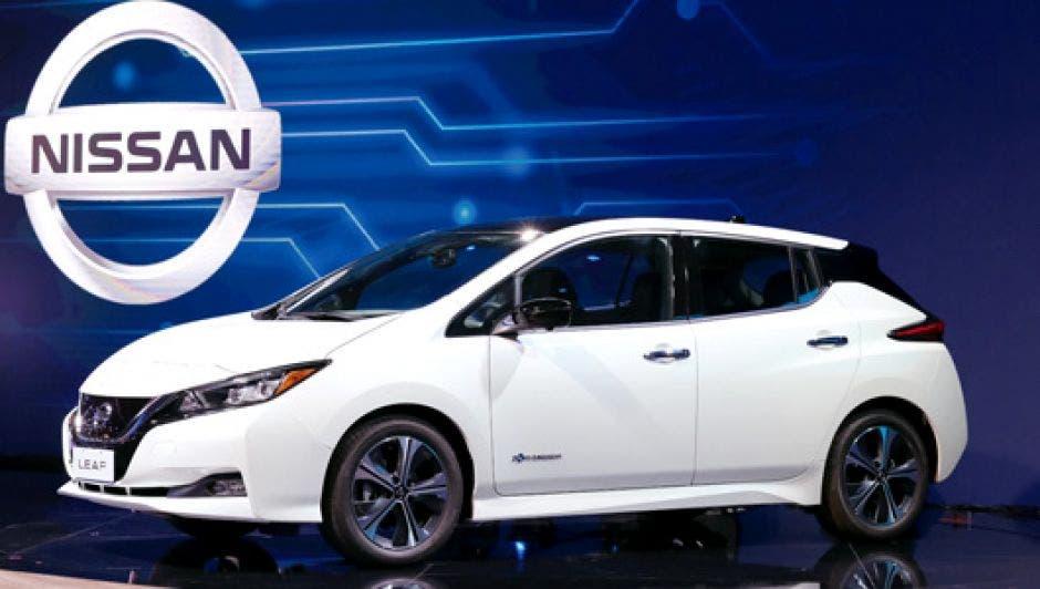 Nissan Leaf en expo