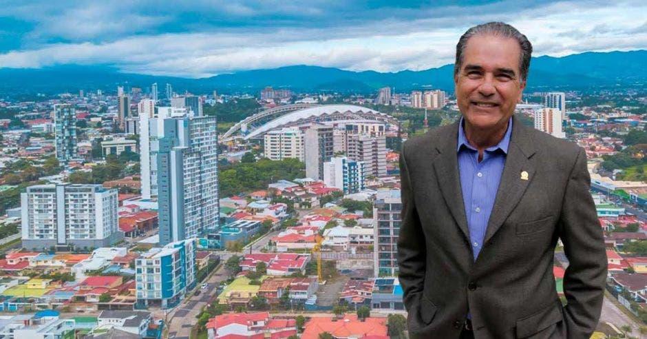 José Manuel Quirce, presidente de la Cámara de Comercio Exterior.