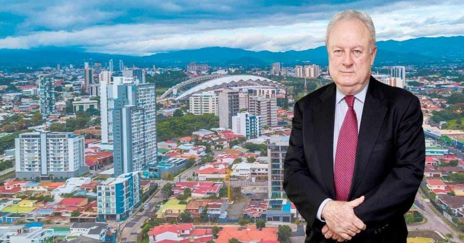Enrique Egloff, presidente de la Cámara de Industrias.