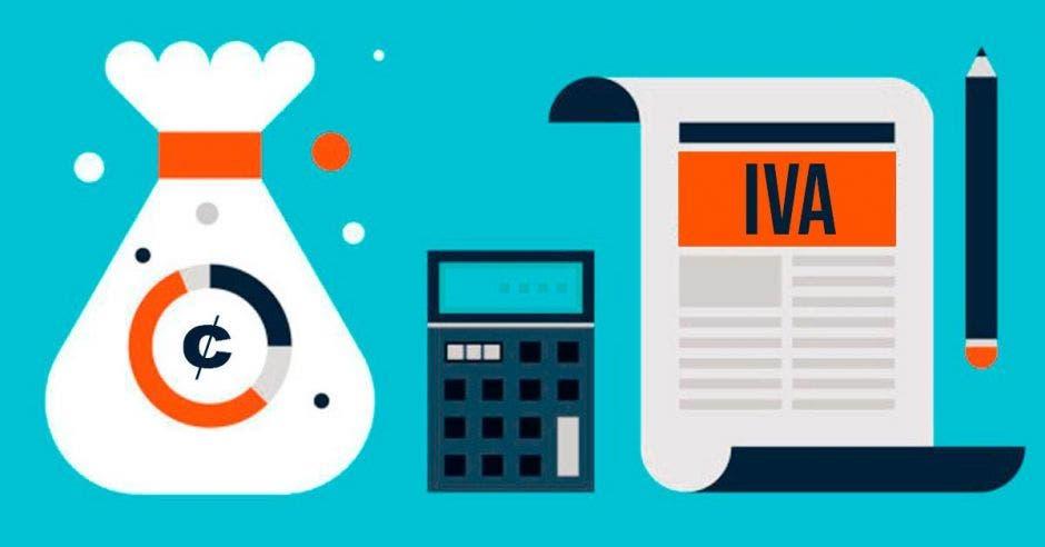 El IVA se empezó a aplicar este lunes. Archivo/La República