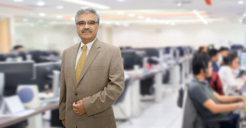 Alejandro Montalvo, presidente de GTI