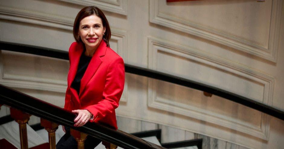 Annabelle Ortega, Cámara de Bancos