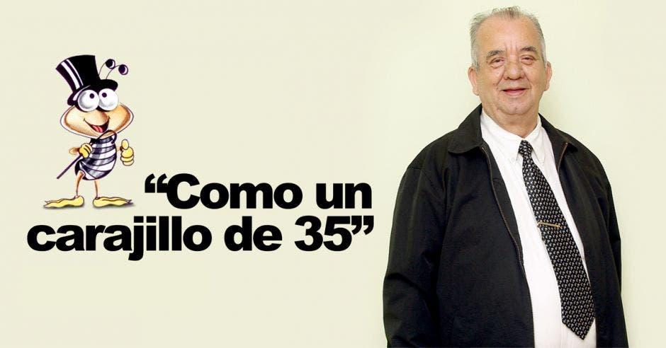 Don Miguel Aguero editor de La Machaca