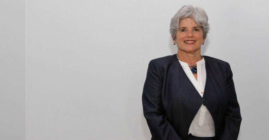 Ministra de Hacienda, Rocío Aguilar