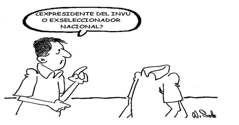 Caricatura dos personas conversando y una está sin cabeza