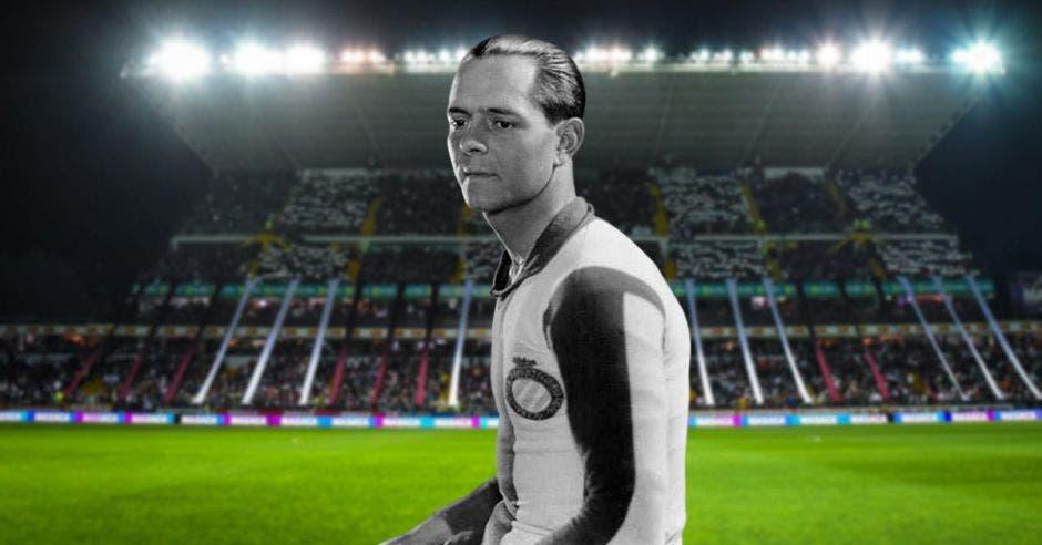 Ricardo Saprissa y el estadio saprissa