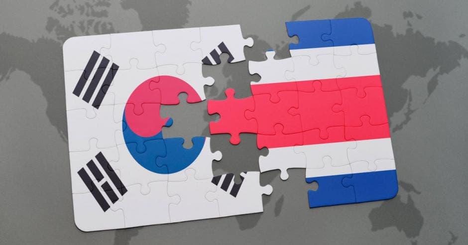 Corea y Costa Rica