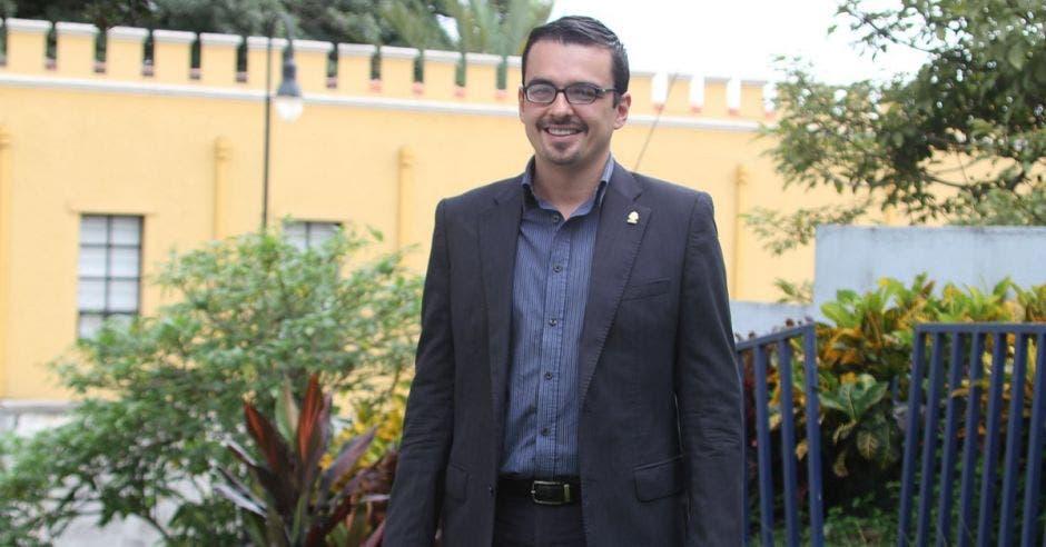 José María Villalta, diputado del Frente Amplio. Archivo/La República
